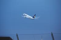 HND - 370 - fun time (飛行機と空)