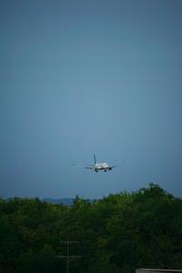 HIJ - 8 - fun time (飛行機と空)