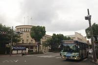 中央高校前 - リンデンバス ~バス停とその先に~