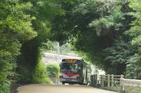 保佐山 - リンデンバス ~バス停とその先に~
