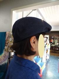 帽子教室・ハンチング - がちゃぴん秀子の日記