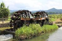 3連水車 - 信仙のブログ