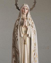 ファティマの聖母マリア像   / F333 - Glicinia 古道具店