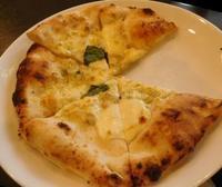 池下ラムートでピザ - うまこの天袋