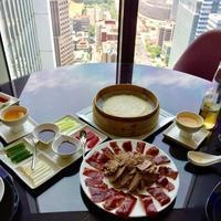台北旅行 8 Wホテルでリゾート気分な「北京ダック」ランチ♪その1 - ハレクラニな毎日Ⅱ
