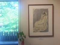 古沢岩美展 - ギャラリー シルクロ