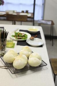 「1時間パン☆スペシャルレッスン」開催します。 - ちぎりパン 日本一簡単なパン教室 Backe