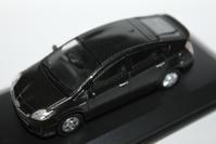 1/64 Kyosho TOYOTA Orginal (Hobby Route) Prius PHV - 1/87 SCHUCO & 1/64 KYOSHO ミニカーコレクション byまさーる