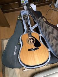ギターを保管中 - 無題