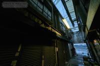 河原町商店街-火事で消えた場所 - Mark.M.Watanabeの熊本撮影紀行