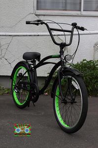 子供にもビーチクルーザー - みやたサイクル自転車屋日記