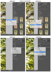 Adobe Camera Raw 10.4 リリース! - Lightcrew Digital-Note