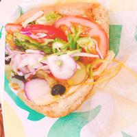 サブウェイで野菜多目をリクエストしてモリモリ野菜サンドイッチをいただく♪ - 亜蘭の日常★思うこと考えること気づくこと