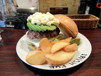 IRISH PUB LOSERS(岐阜市柳ヶ瀬) - avo-burgers ー アボバーガーズ ー