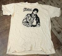 6月23日(土)入荷!デッドストック!80s マイケル ジャクソンTシャツ! - ショウザンビル mecca BLOG!!