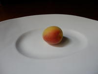 日の丸弁当??いや、今年の新梅です。 -  「幾一里のブログ」 京都から ・・・