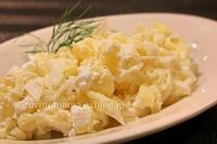 白いポテトサラダ - おいしい便り