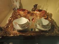 アンティークを愛でる - BEETON's Teapotのお茶会