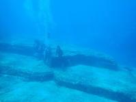 6月22日 念願の海底遺跡へ - YDSブログ
