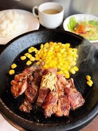 690、   いきなりステーキ - KRRKmama@福岡 の外食日記