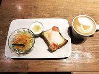 東京(阿佐ヶ谷):カフェ ソラーレ ビーンズ(阿佐ヶ谷店)でモーニング - ふりむけばスカタン