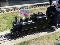 ミニSL&新幹線に乗れる島田市中央公園へ! - 子どもと暮らしと鉄道と