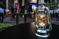 ランプ - 晴の日・雨の日