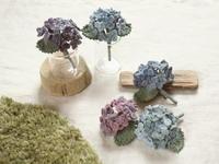 草木染め:梅雨どきの花たくさん - Chi・Chiのてしごと日和