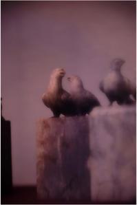 1983 朦朧体(2018年4月5日タンバール90㎜F2.2で定かならぬ奈良町)2 - レンズ千夜一夜