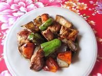 <イギリス料理・レシピ> 酢豚【Sweet and Sour Pork】 - イギリスの食、イギリスの料理&菓子