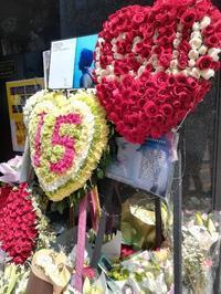 花海@香港文華東方酒店 - 香港貧乏旅日記 時々レスリー・チャン