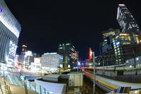 夜の梅田散歩 - 鉄男の部屋