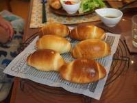 6月のレッスン最終日はバターロール@ホシノ天然酵母 - 土浦・つくば の パン教室 Le soleil