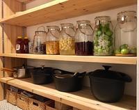 【家事貯金】梅しごとにかかせないお気に入りの保存容器金具がすべて分解洗浄できるすぐれもの♪ - 暮らしの美学