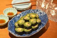 蕎麦寿司 - まほろば日記