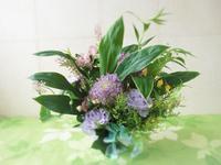 ご指導のお礼のお花 - HANATSUDOI