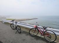 早朝サイクリング - AR75TS