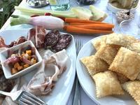 """モデナ近郊, slow food 湖レストラン """"Ristorante Laghi リストランテ ラーギ"""" - ITALIA Happy Life イタリア ハッピー ライフ  -Le ricette di Rie-"""