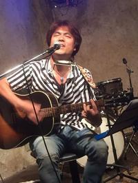 ライブ予定 - 井口克彦の仕事嫌いなスナフキン