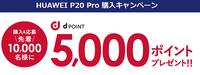 ドコモP20Pro HW-01K 発売10日経過も白ロム10万円超のプレミア価格維持 - 白ロム転売法