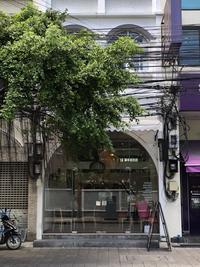好きなベーカリーHoley Artisan Bakeryの2号店Holey Kitchen@サトーン - ☆M's bangkok life diary☆