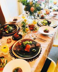 7月 夏のおもてなし薬膳レッスンの日程ご案内(フレンチ) - 大阪薬膳 Jackie's Table  おもてなし料理教室