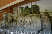 大分県 国宝 臼杵石仏 - yukoの花の部屋