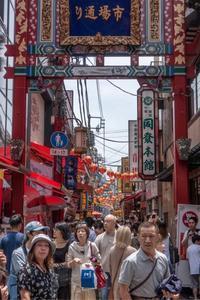 横浜中華街にて - tuesday. . . 写真日記
