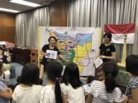 SD3 ジャカルタのまち - Indonesian Heritage Society Japanese Speaking Section SCHOOL PROGRAMS