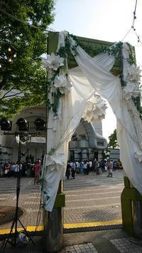 一青窈&スキマスイッチ Live @Tokyo Wedding Showcase - 鴎庵