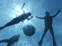 中国からのお客様~♪ - 沖縄ダイビング&フィッシング DSA ブログ