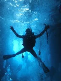 青の洞窟ファンダイビング♪ - 沖縄ダイビング&フィッシング DSA ブログ