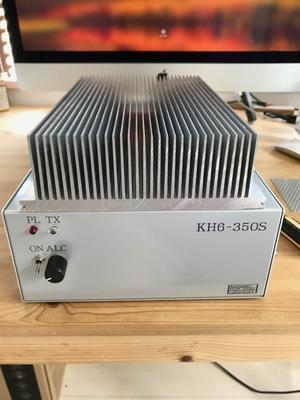 KH6-350S 2号機完成! - JA1BOP's RADIO ON AIR !