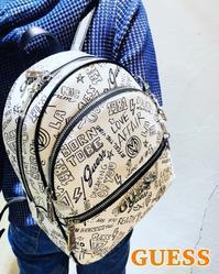 「GUESS ゲス」新作BAG入荷いたしました。 - UNIQUE SECOND BLOG